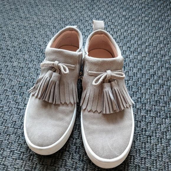 a5277f22989b kate spade Shoes - Kate spade Lenna Tassel sneaker